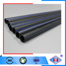 Salable underground plastic gas pipe line