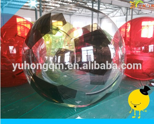 Wow!! jumbo water ball,inflatable water running ball,walking water ball