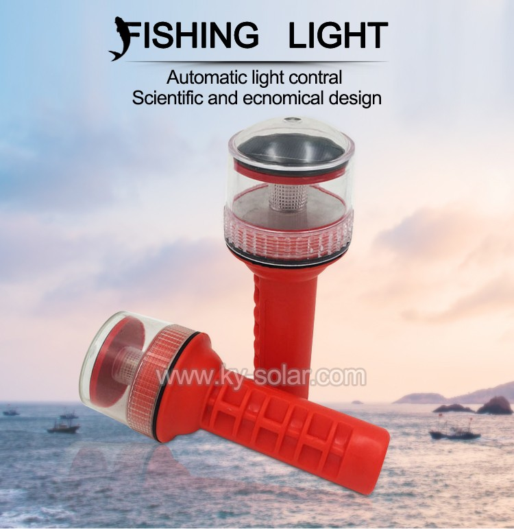 Superior quality unique waterproof LED solar fishing net light