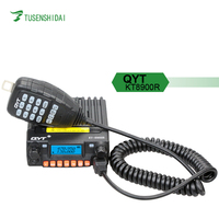 Tri Band Mobile Radio For QYT KT-8900R Car Radio Professional Transceive