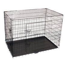 Metal Wire Dog Crate