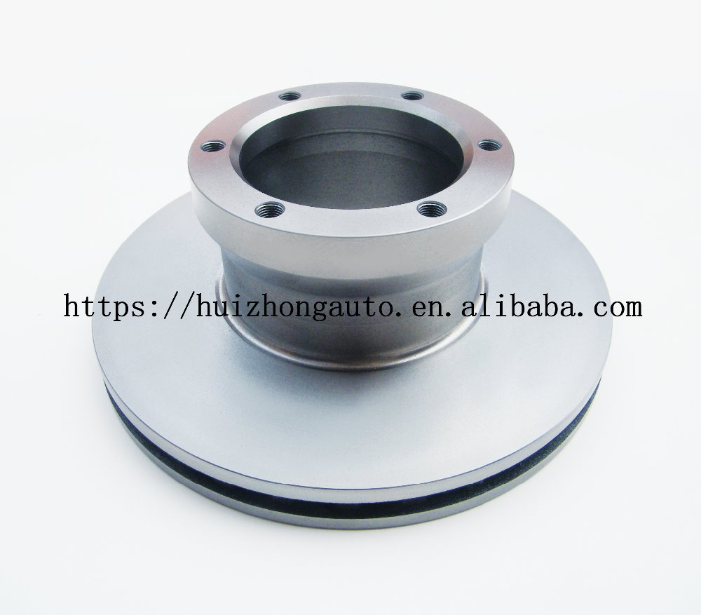 China car parts supplier good heat dissipation brake disk