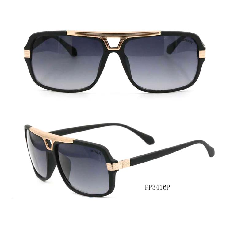 New Arrival Men Style 100% UV Cheap Sunglasses Promotional Price