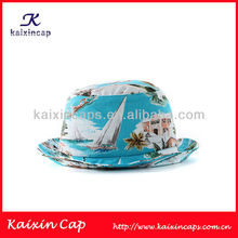 Hawaii island cotton holiday caps bucket hats fisher cap and hat