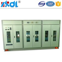 high frequency water treatment switch mode rectifier power supply with pront panel
