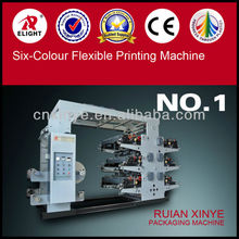 YT-6600/6800/61000 Six Colours Flexo Printing Machine newest