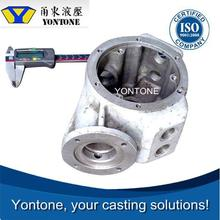 Yontone 33 Years Experience Factory ZL103 6061 sand casting aluminium steam turbine parts