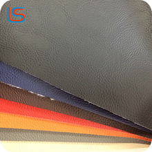 Multicolor Semi PU leather for sofa chair embossed leather artificial leather