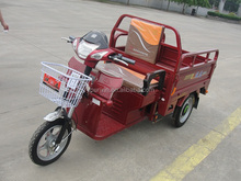 three wheel electric cargo tricycle / trike / truck