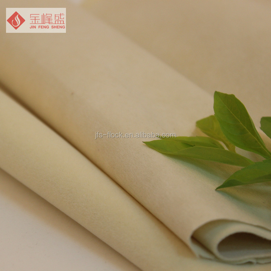 China Textile Flocking Material