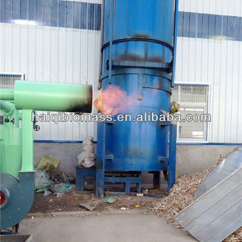 100kw waste gasification power plant MSW gasification power generation