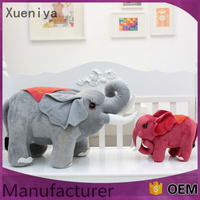 Customized Creative Large Size Child Doll Elephant Plush Toy Wholesale