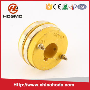 CNC Machining Electrical Traditional Slip Ring Set for wholesale