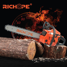 40cc chainsaw new designed Timber cutting handheld eletric gasoline chain saw
