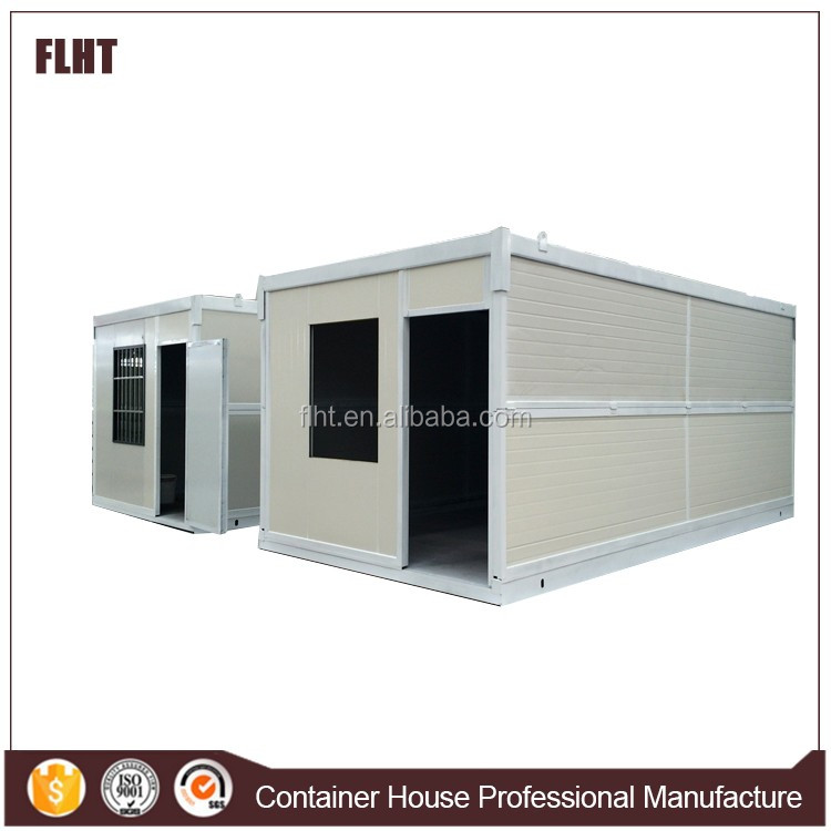 Premanufactured ISO certificated foldable container house