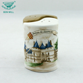 China suppliers wholesale ceramic disposable salt and pepper shaker