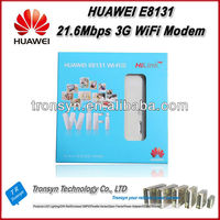 Hot-Sale Original Unlock HUAWEI E8131hsdpa usb stick 3G Modem 3G WiFi Dongle And 3G WiFi Modem Router
