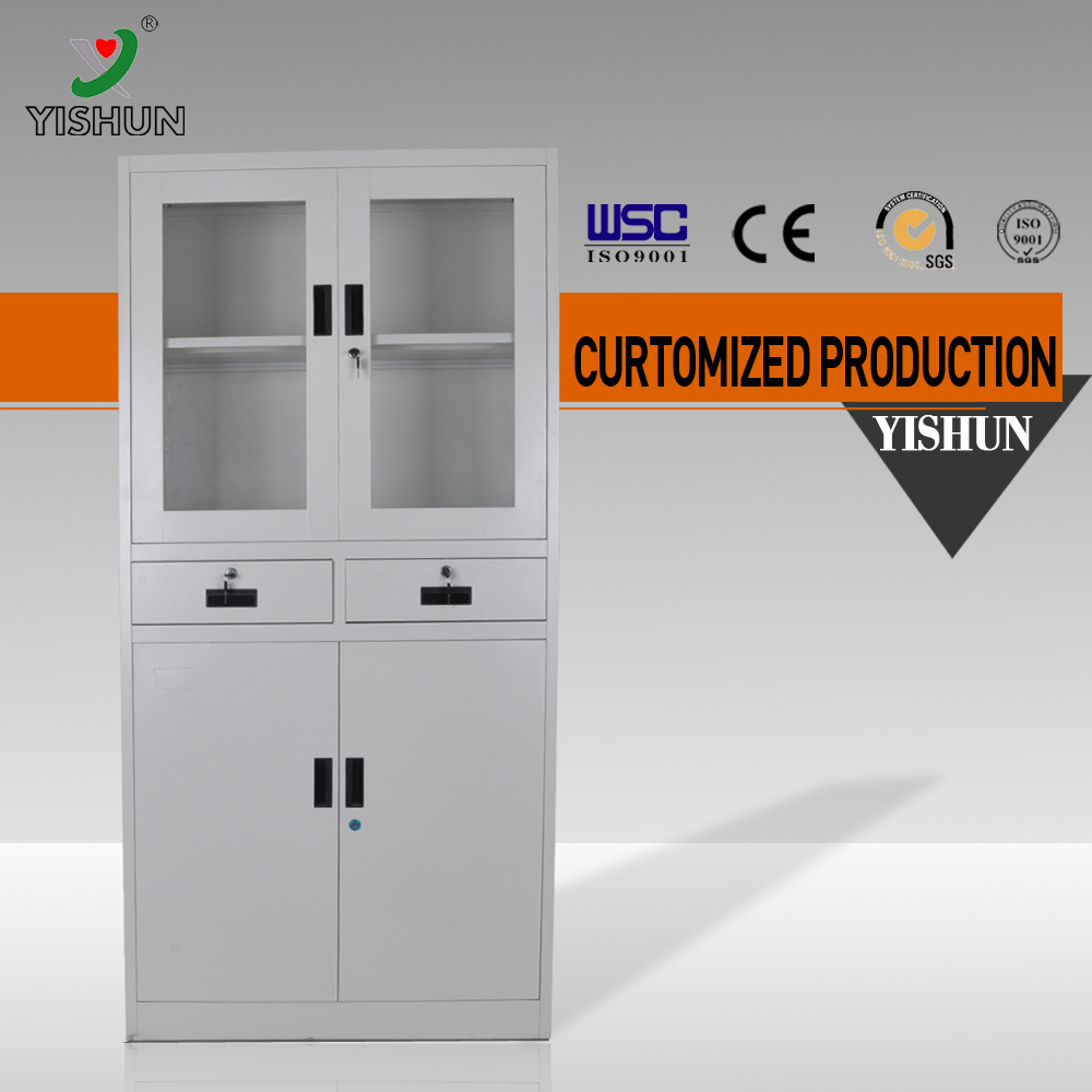 Office furniture steel or iron cabinet laboratory chemical cabinets ,medical iron cupboard