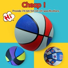 Bulk costomize wholesale basketballs,toy ball for child children