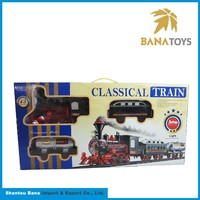 Quality goods promotional plastic train tracks toy