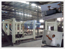 Light Weight Sand AAC Autoclaved Aerated Concrete Production Line For Indonesia Market