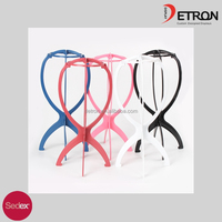 Wholesale Special acrylic Plastic hat display stand,hat display racks