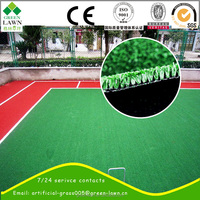 manufacturing cheap Synthetic Landscape Grass carpet
