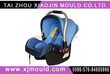 plastic injection baby car seat mold maker