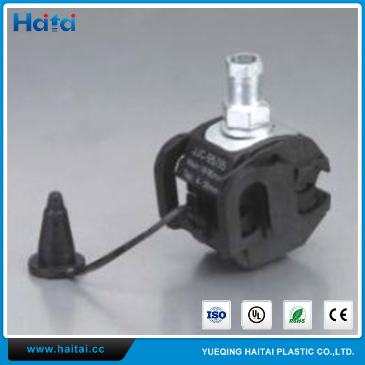 Haitai Fire Resistance High Voltage Electrical Insulation Piercing Connector