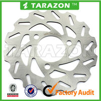 High performance stainless steel Chinese ATV brake rotor for TRX 250