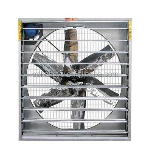 Hang Yu hot sell stainless steel poultry house fan push pull windy fan turbine exhaust fan