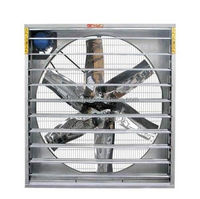 HangYu hot sall stainless steel poultry house fan push pull windy fan turbine exhaust fan