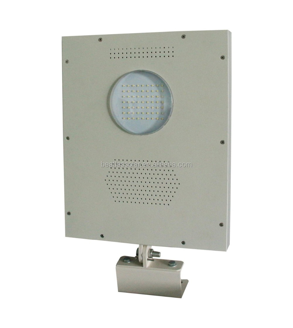Beautiful Design Motion Sensor Led Solar Panel Park Light