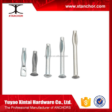 flat/round head split drive anchor/good price through bolt Hammer Anchor