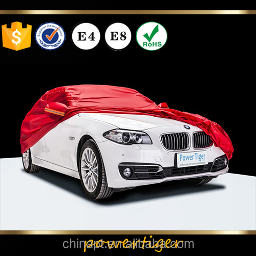 winter car cover outdoor