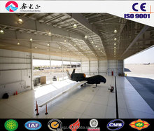 XGZ steel structure Prefabricated building used prefabricated aircraft hangar for sale