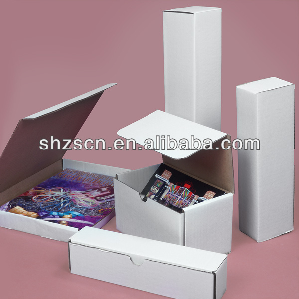 Mail Tuck Top Corrugated Mailing Boxes