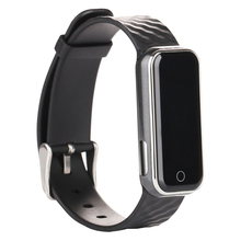 Sleep tracker smart wrist band bracelet QS50 real time heart rate monitor smart wristband for Android LG Huawei Xiao mi IOS