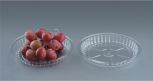Accept Custom Order and Plastic Material Plastic Display Food Tray for Fruit,Vegetable and Dessert