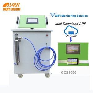Hydrogen Fuel Cell Carbon Cleaning Machine Supplier