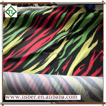 RPET/eco-friendly pongee/plastic bottle polyester/recycled Pet taffeta fabric for antependium