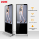 Good Price indoor screen advertising 55 inch FHD signage player 3G wifi android stand alone advertising display