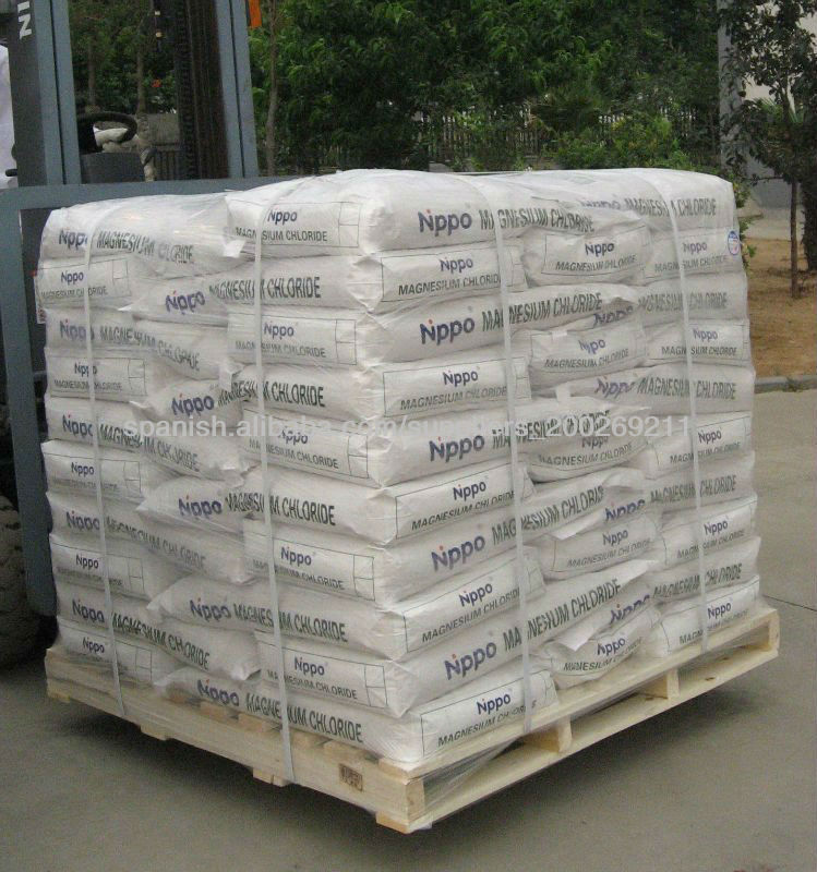 Chinese factory High Quality Calcium Chloride