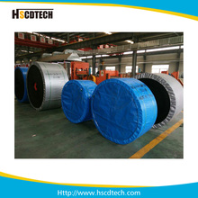 Long working life conveyor nylon belt for coal mining industry