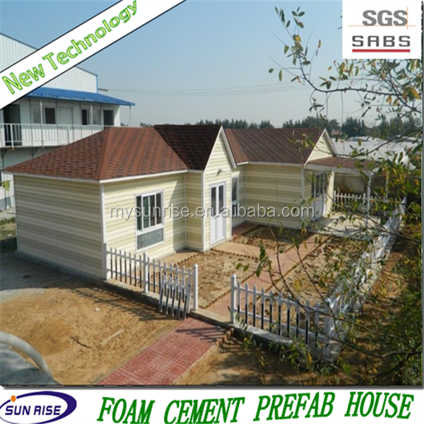 2016 new technology cheap foam cement sandwich panel prefabricated house philippines