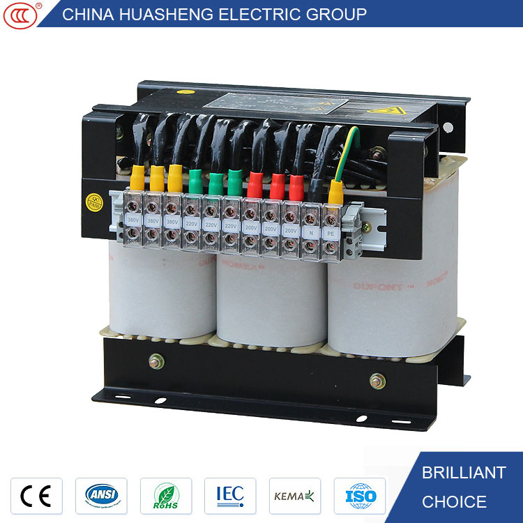 SG Type 150KVA Step Down 3 Phase Voltage Transformer 380V To 220V all voltage ratings