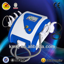 New design beauty machine for home use with elight+vacuum+ipl+cavitation (CE ISO SGS TUV)