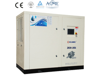 15kw-160kw oil less compressor with Mitsui Seiki air end