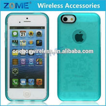New Fashion For Iphone 5C Ultra Thin Slim Soft Tpu Cover Case