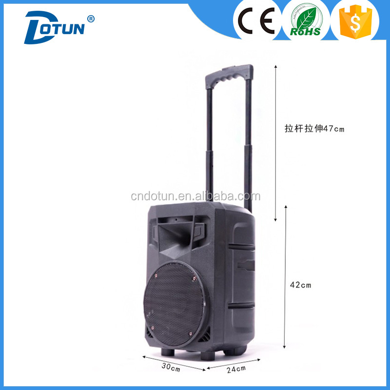 2015 pa multimedia speaker with Bluetooth USB SD FM